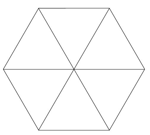 wieviel dreiecke hat 1 pyramide